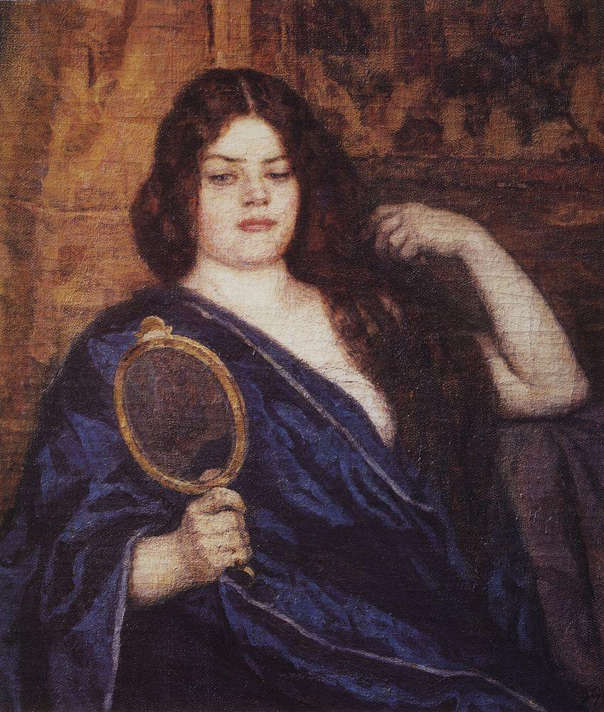 старые женщины в живописи