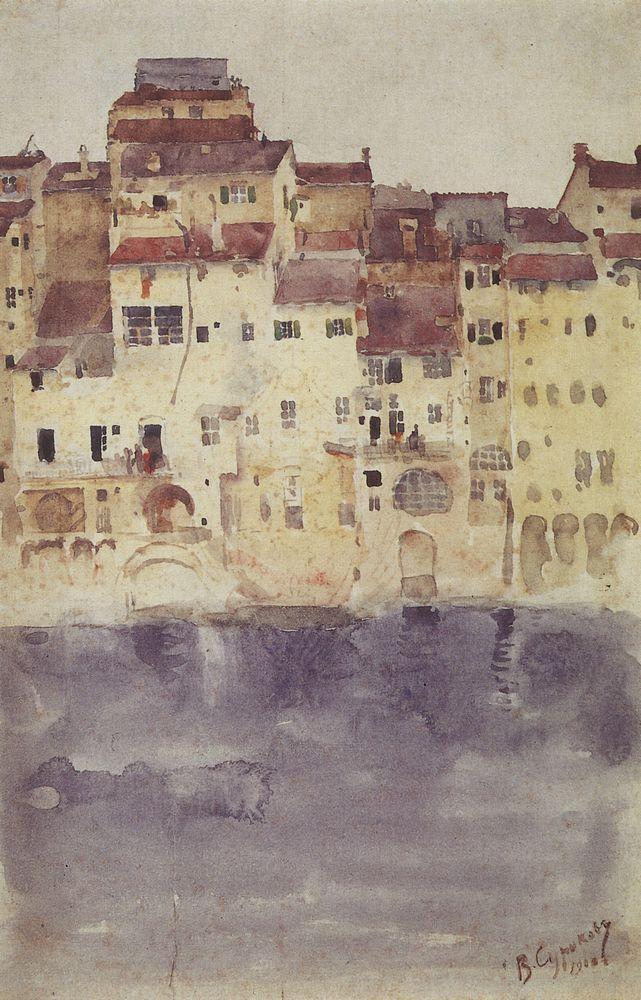 ... . Картины, фотография города на воде: artsurikov.ru/kartina/114.php